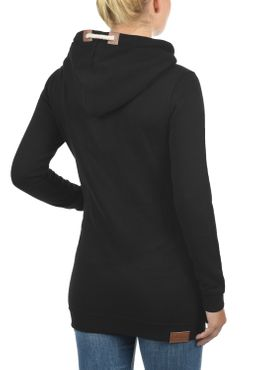 DESIRES Vicky Zip Hood Long Sweatjacke – Bild 4