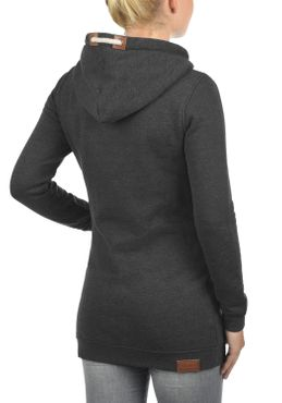 DESIRES Vicky Zip Hood Long Sweatjacke – Bild 12