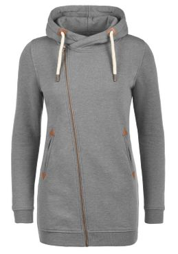 DESIRES Vicky Zip Hood Long Sweatjacke – Bild 18
