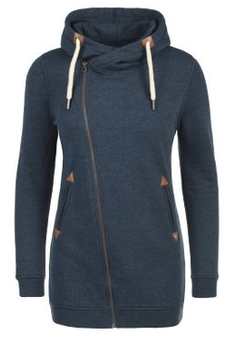DESIRES Vicky Zip Hood Long Sweatjacke – Bild 22