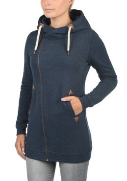 DESIRES Vicky Zip Hood Long Sweatjacke – Bild 23