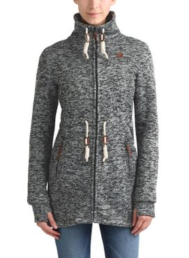 DESIRES Thora Fleecejacke  – Bild 4