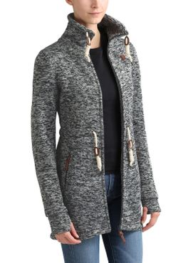 DESIRES Thora Fleecejacke  – Bild 5