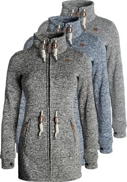 DESIRES Thora Fleecejacke  – Bild 1