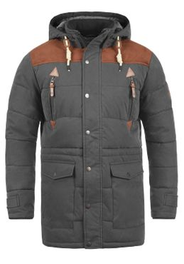 SOLID Dry Long Winterjacke – Bild 9