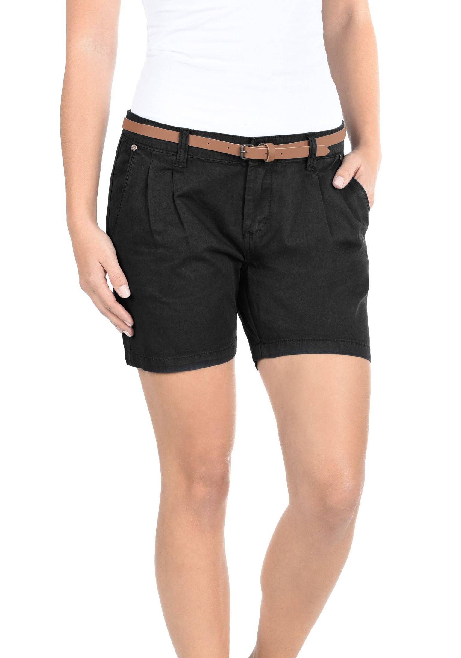 desires jacy chino shorts damen hosen shorts. Black Bedroom Furniture Sets. Home Design Ideas