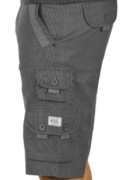 REDEFINED REBEL Manfred Cargo Shorts – Bild 15