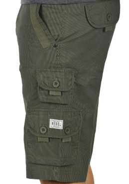 REDEFINED REBEL Manfred Cargo Shorts – Bild 9
