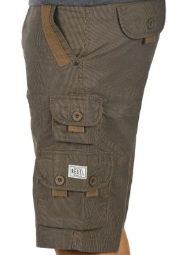 REDEFINED REBEL Manfred Cargo Shorts – Bild 3