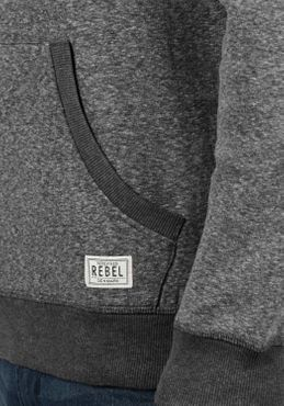 REDEFINED REBEL Marlelo Zip-Hood – Bild 5