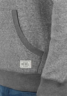 REDEFINED REBEL Marlelo Zip-Hood – Bild 13