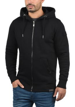 SOLID Trip Tape Zip Kapuzenjacke Sweatjacke Zipper – Bild 8